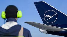 Wachstumsschmerzen der Tochter: Eurowings zieht Lufthansa runter