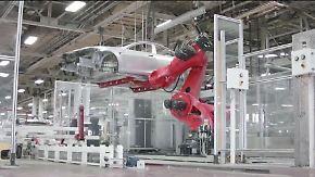 Druck auf heimische E-Auto-Produktion: Musk will wohl Teslas in Deutschland bauen
