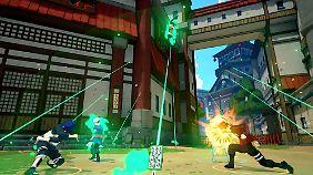 """""""Naruto to Boruto: Shinobi Striker"""" kommt mit einer komplett überarbeiteten Grafik."""