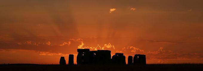 Archäologen rätseln seit Langem, wozu Stonehenge eigentlich errichtet worden ist.