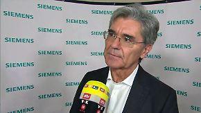 """Joe Kaeser über Siemens-Umbau: """"Wir müssen die Zukunft selbst bestimmen"""""""