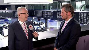 """Frank Meyer spricht mit Martin Utschneider: """"Dax hat sich an 200-Tage-Linie heiß gelaufen"""""""