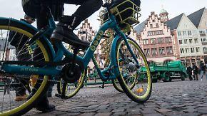 Startup News, die komplette 86. Folge: Leihfahrräder boomen und bekommen Gegenwind