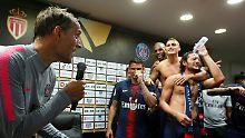 Reservist di Maria trumpft auf: Tuchel und Buffon feiern PSG-Debüt mit Titel