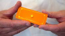 """Kleine Tablette, große Verpackung: die """"Pille danach"""""""