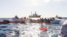 Tausende ertrinken jährlich: UN: Mittelmeer ist gefährlichste Flüchtlingsroute