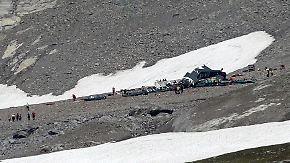 Alle 20 Insassen tot: Oldtimer-Flugzeug stürzt in Schweizer Bergen ab