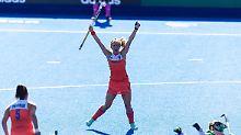 Der Sport-Tag: Achter WM-Titel für Oranjes Hockey-Frauen