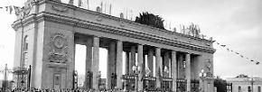 Sowjetflair und Moderne: Moskau feiert 90 Jahre Gorki-Park