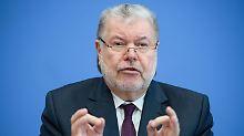 Ex-SPD-Chef fordert Reform: Beck würde Bundesländer zusammenlegen