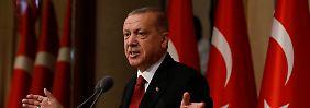 Erdogan schickt eine Delegation. Er selbst wird nicht nach Washington reisen.