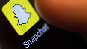 Umsatzplus überzeugt Anleger: Snapchat verliert erstmals Nutzer