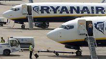 Kostenlose Umbuchung möglich: Ryanair streicht fast alle Deutschland-Flüge