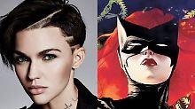 """Ruby Rose spielt """"Batwoman"""": Die nächste Superheldin ist lesbisch"""