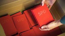 SPD hat die meisten Mitglieder: Mehr Bürger schließen sich Parteien an
