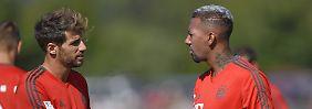 Paris lockt den Bayern-Star: Boateng-Wechsel wird zu Kaugummi-Transfer