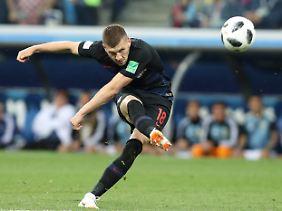 Ante Rebic zählt zu den aufregendsten Offensivspielern in der Fußball-Bundesliga - und zaubert weiterhin für Eintracht Frankfurt.