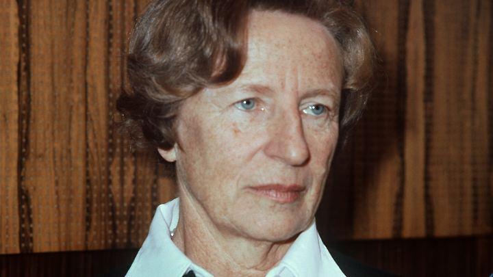 Die Grande Dame des Wirtschaftsjournalismus ist tot: Fides Krause-Brewer ist im Alter von 99 Jahren gestorben.