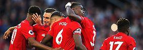 Wenig Glamour am Old Trafford: Man United gelingt Auftakt gegen Leicester
