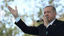 """""""Partnerschaft in Gefahr"""": Erdogan warnt USA vor Ende des Bündnisses"""