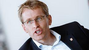 Heftige Kritik, zarte Zustimmung: Günther liebäugelt mit CDU-Linke-Koalition auf Länderebene