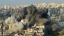 Verhandlungen und Gefechte: Kommt es zum vierten Gaza-Krieg?