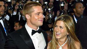 "Promi-News des Tages: Aniston springt Pitt gegen ""mächtige"" Jolie bei"