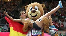 Titelverteidigung bei Heim-EM: Gesa Krause läuft erneut zu Gold