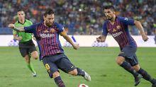 Noch Luft nach oben: Barcelona holt spanischen Supercup