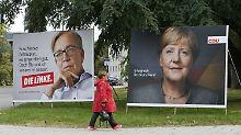 """""""Wollen dem Land nicht schaden"""": Ost-CDUler gegen Linken-""""Verteufelung"""""""