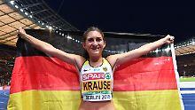 """Krause überwindet Hindernisse: """"Zweifel hatte ich eigentlich nicht"""""""