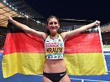 """Krause überwindet Hindernisse: """"Zweifel hatte ich nicht"""""""