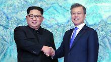 Neuer Koreagipfel im September: Moon besucht Kim in Pjöngjang