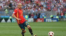 """Rücktritt nach 125 Länderspielen: David Silva spielt nicht mehr für """"La Roja"""""""