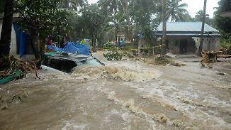 Dutzende Tote in Kerala: Südindien kämpft mit einer Jahrhundertflut
