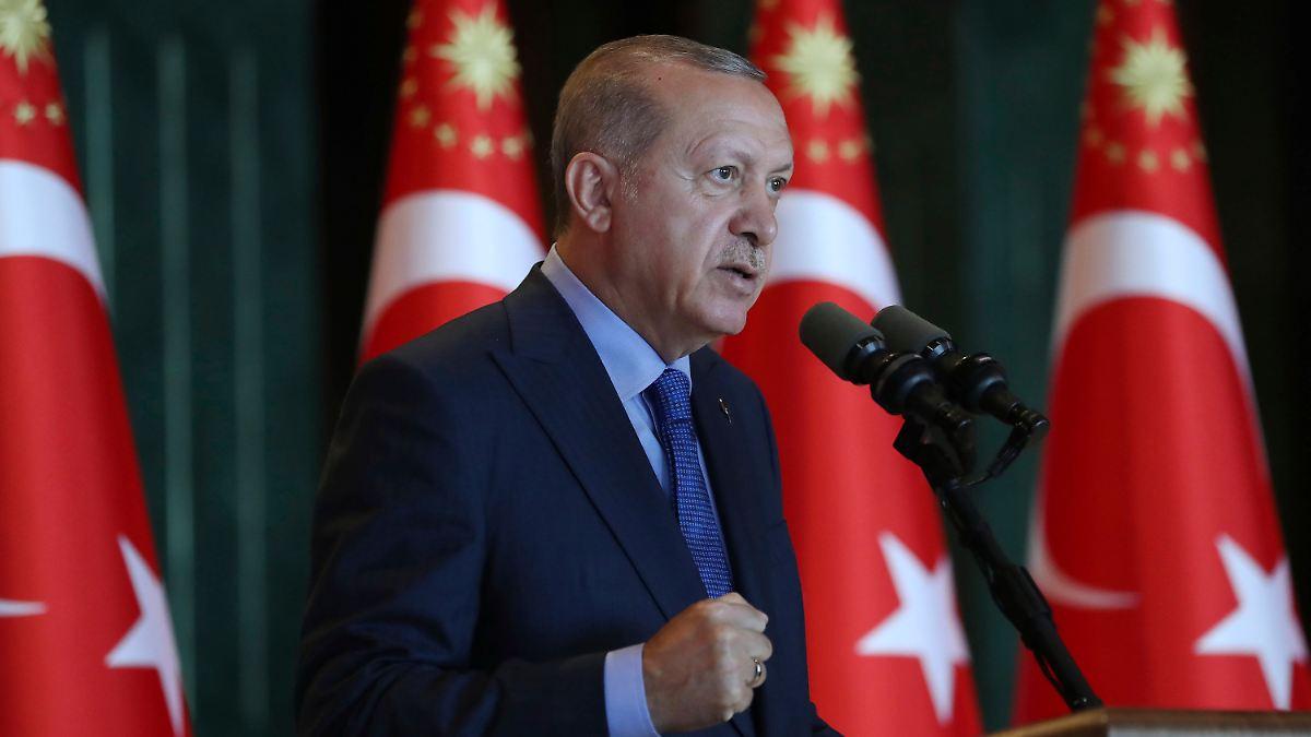 Türkei-Krise: Experte: Erdogan trägt Mitschuld - n-tv.de