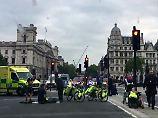 Trump irritiert mit Terror-Tweet: Autofahrer versetzt Londoner in Angst