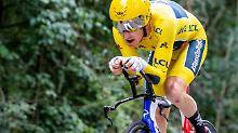 Der Sport-Tag: Tour-de-France-Sieger Thomas lässt Zukunft bei Sky offen