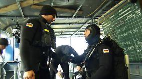 n-tv Dokumentation: Die Marine-Taucher - Profis unter Wasser
