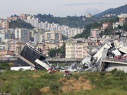 Brückeneinsturz in Italien: Eine angekündigte Tragödie?