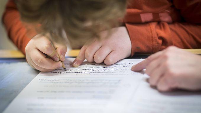 Vom digitalen Unterricht sind viele deutsche Schulen noch weit entfernt.