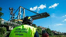 EU erinnert Italien an Prüfzwang: Für Morandi-Brücke galten Spezialauflagen