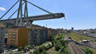 Brücken-Kollaps in Italien: Von Nord nach Süd bröckelt es gefährlich