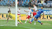 Remis in Europa-League-Quali: RB Leipzig erreicht Playoffs mühelos