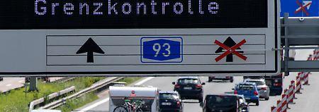 """Einigkeit unter Experten: Bayerns Grenzkontrollen sind """"Belastung"""""""
