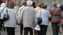 Neuer Streit bahnt sich an: Scholz will Rentenniveau bis 2040 sichern