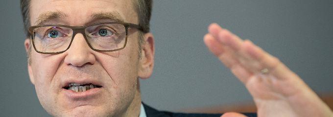 Zinsen werden steigen: Weidmann: EZB auf Normalisierungskurs