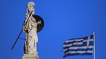 Griechenland muss sich nun finanzpolitisch und ökonomisch bewähren.