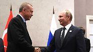Erdogans neue Verbündete: Wo steuert die Türkei hin?