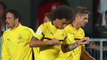 Fast-Blamage im DFB-Pokal: BVB duselt sich in Fürth in nächste Runde